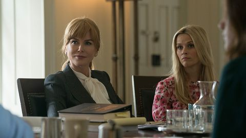 निकोल Kidman and Reese Witherspoon in 'Big Little Lies'