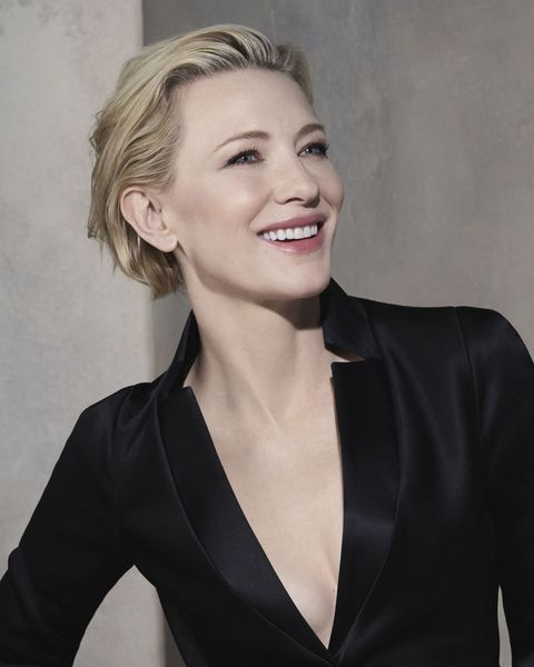 Cate Blanchett for Armani