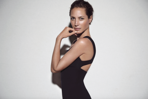 Christy Turlington Calvin Klein – Christy Turlington szépség titkai