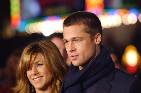 ट्विटर wants Jennifer Aniston and Brad Pitt to get back together