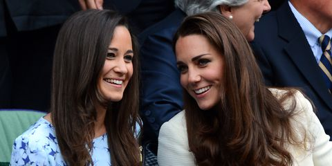 Kate Middleton ei tule olemaan Pippa's Maid of Honor